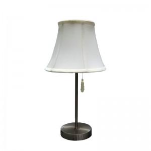 आधुनिक सफेद टेबल लैंप |  बेडरूम टेबल लैंप |  गुडल लाइट-जीएल-टीएलएम ०२१