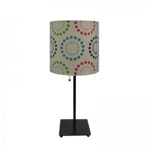 malá černá stolní lampa |  stolní lampa s tažným řetězem |  Dobře světlo-GL-TLM020