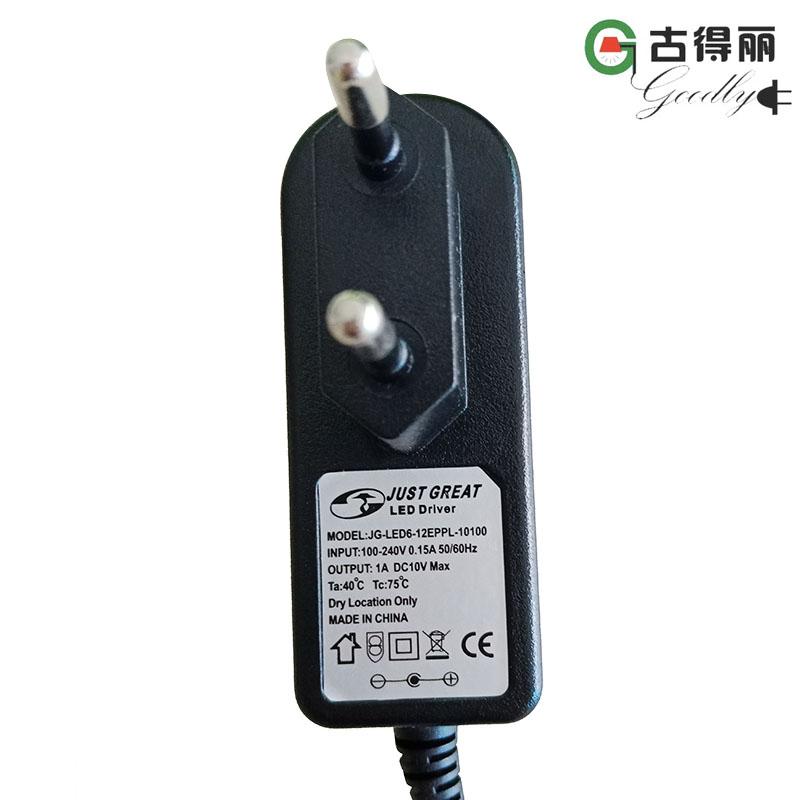 6W-12W adapter