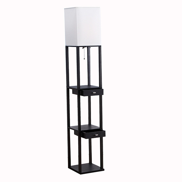Price China Suppliers Floor Lamp With Storage
