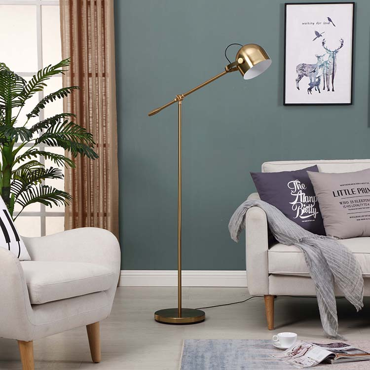 Adjustable Task LED Floor Lamp 1