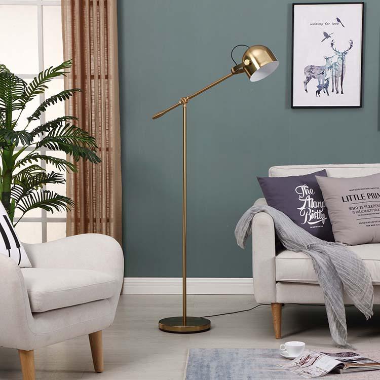 Adjustable Task LED Floor Lamp 1