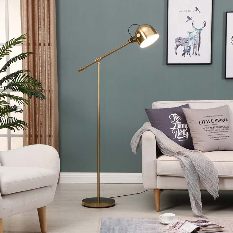 Adjustable Task LED Floor Lamp 2