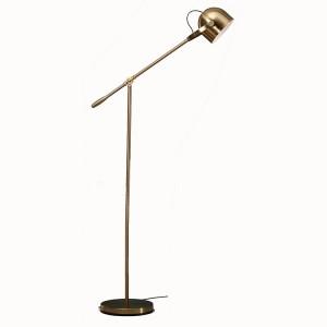 ledová stojací lampa, stojací lampa, mosazná stojací lampa |  Dobře světlo-GL-FLM06