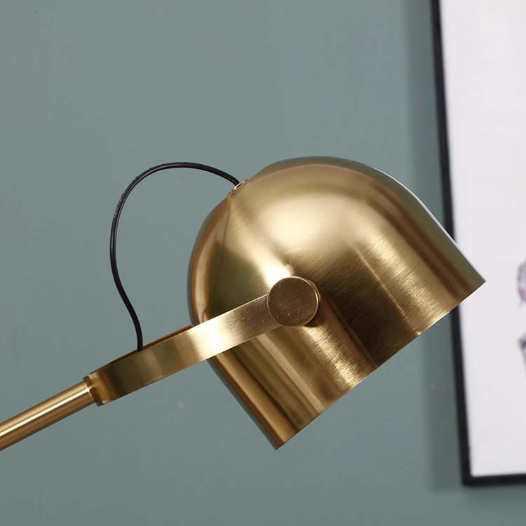 Adjustable Task LED Floor Lamp detail 1