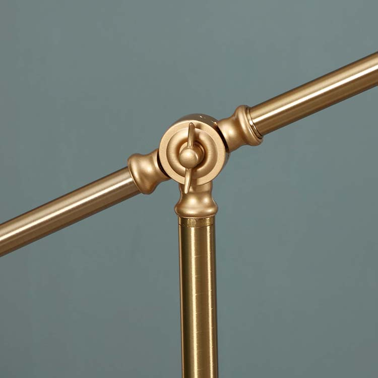 Adjustable Task LED Floor Lamp detail 2