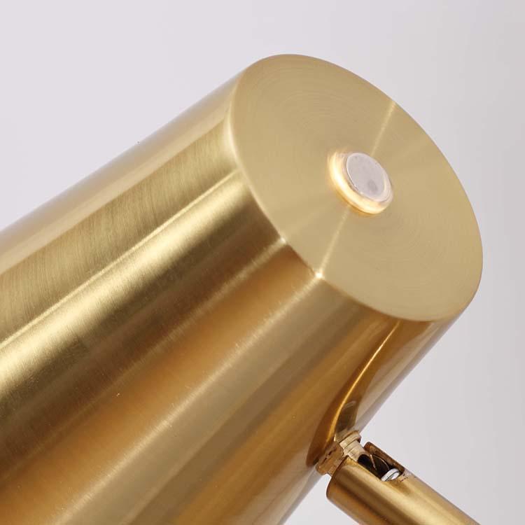 Ajustable Height  Metal Floor Lamp details 1