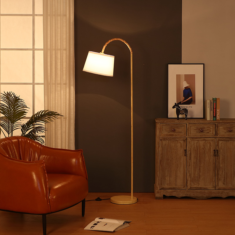 Arc Metal Floor Lamp-5