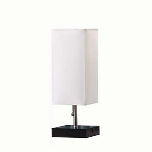table lamp with usb port,black table lamp with usb port | Goodly Light-GL-TLW003-USB