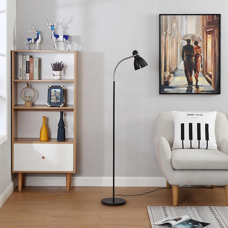 Cheap Gold Floor Lamp-2