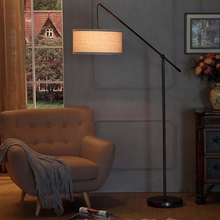 Classical Office Arc Floor Lamp 3