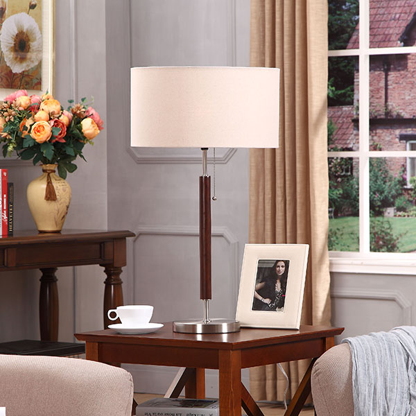 Contemporary Bedroom Lamp for Soft Bedside Light 3