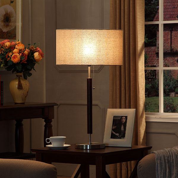 Contemporary Bedroom Lamp for Soft Bedside Light 4