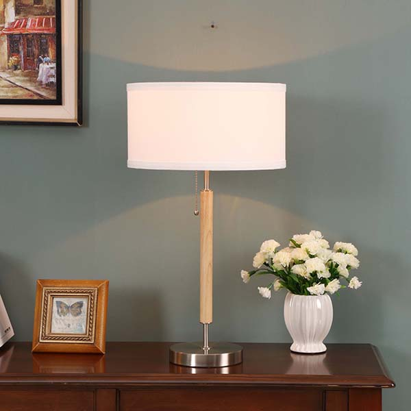 Contemporary Bedroom Lamp for Soft Bedside Light 5