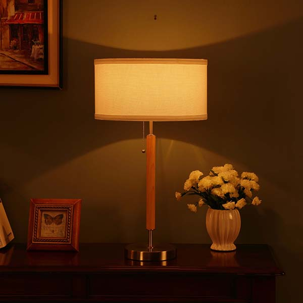 Contemporary Bedroom Lamp for Soft Bedside Light 6