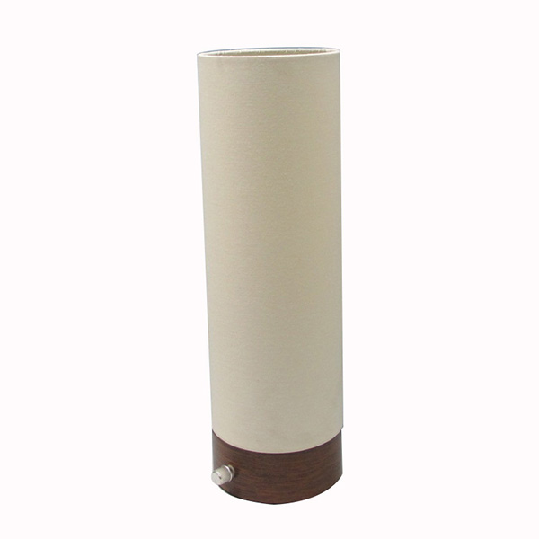 Cylinder Black Lamp Shade Night Light 3