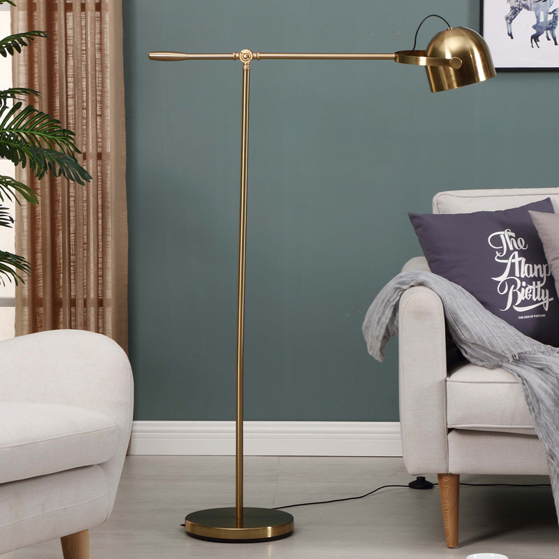 How to choose sitting room floor lamp