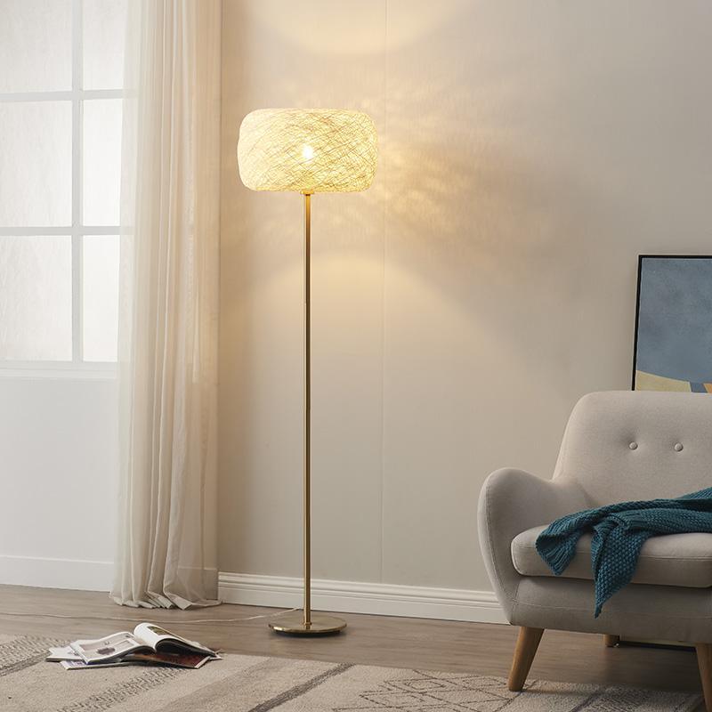 Floor Lamps Brass-5