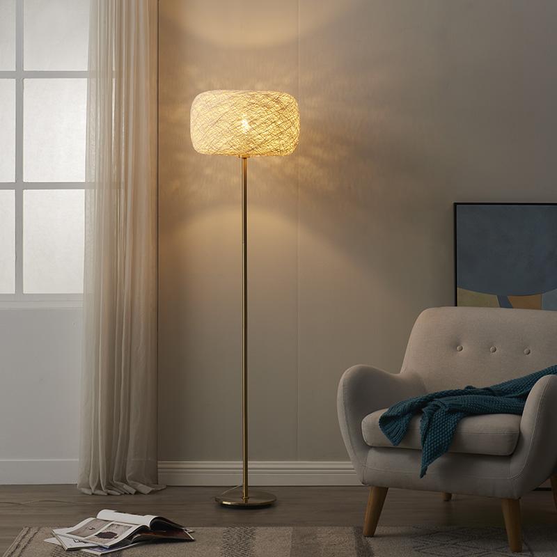 Floor Lamps Brass-6