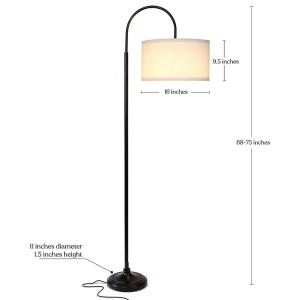 Franklin Iron Works Floor Lamps-5
