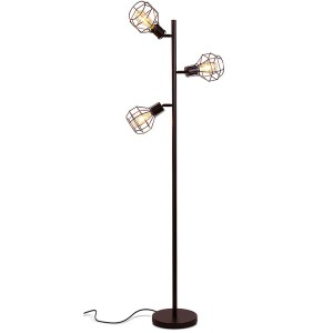 Industrial Tree Floor Lamp-1