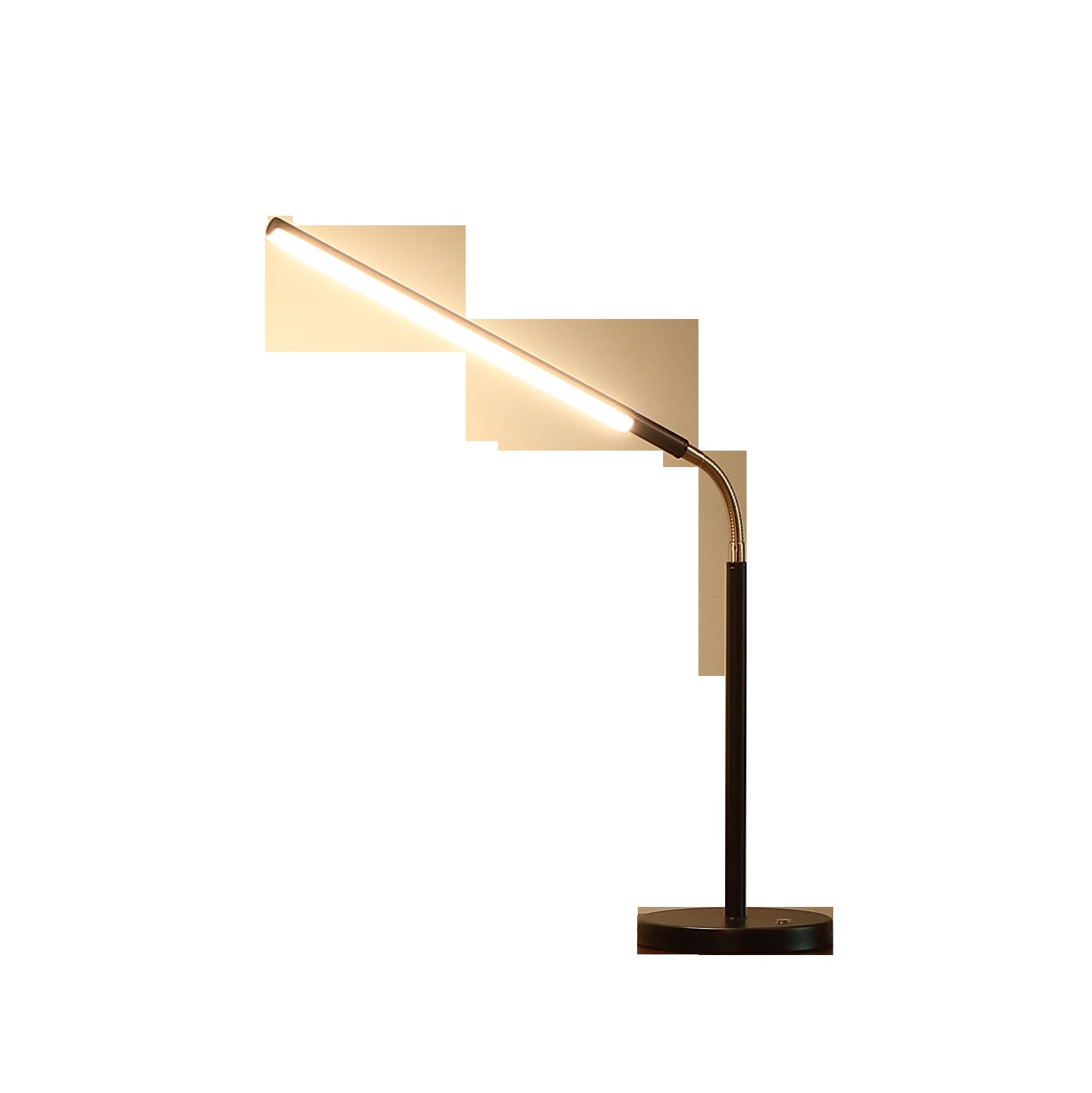 LED Gooseneck Desk Lamp-1