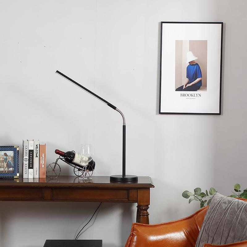 LED Gooseneck Desk Lamp-3