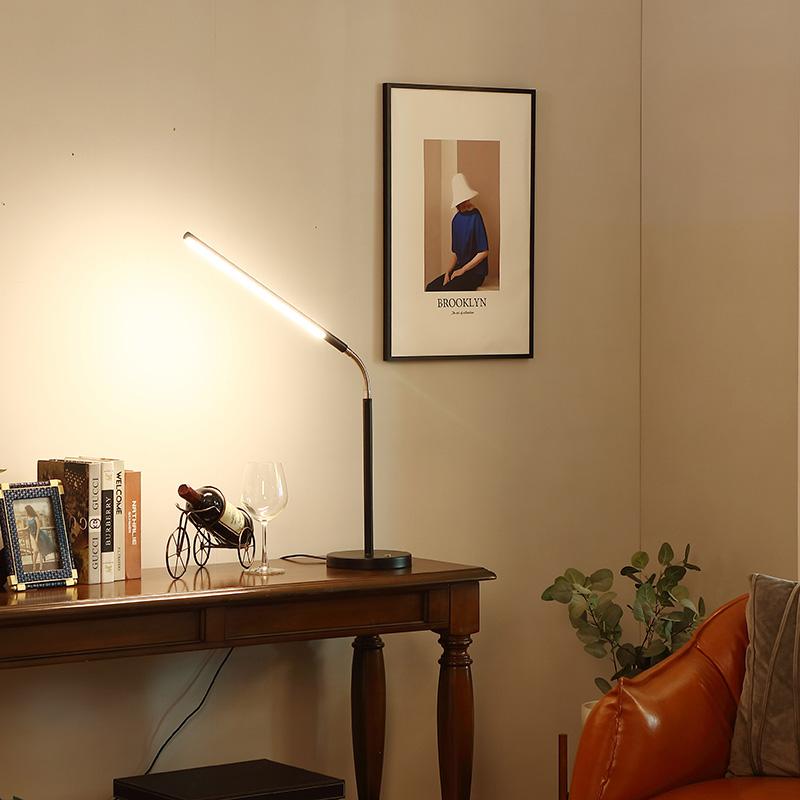 LED Gooseneck Desk Lamp-5