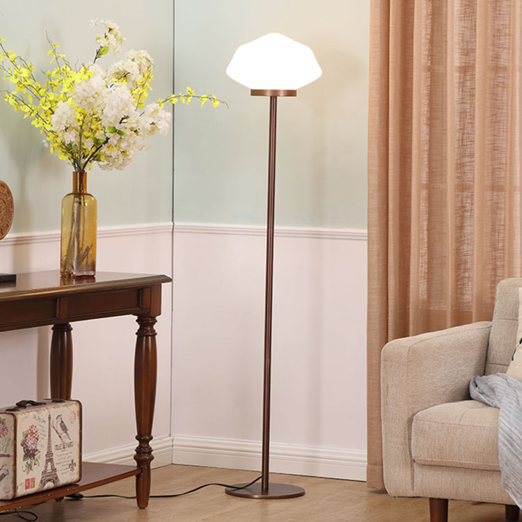 LED Torchiere Floor Lamp 7
