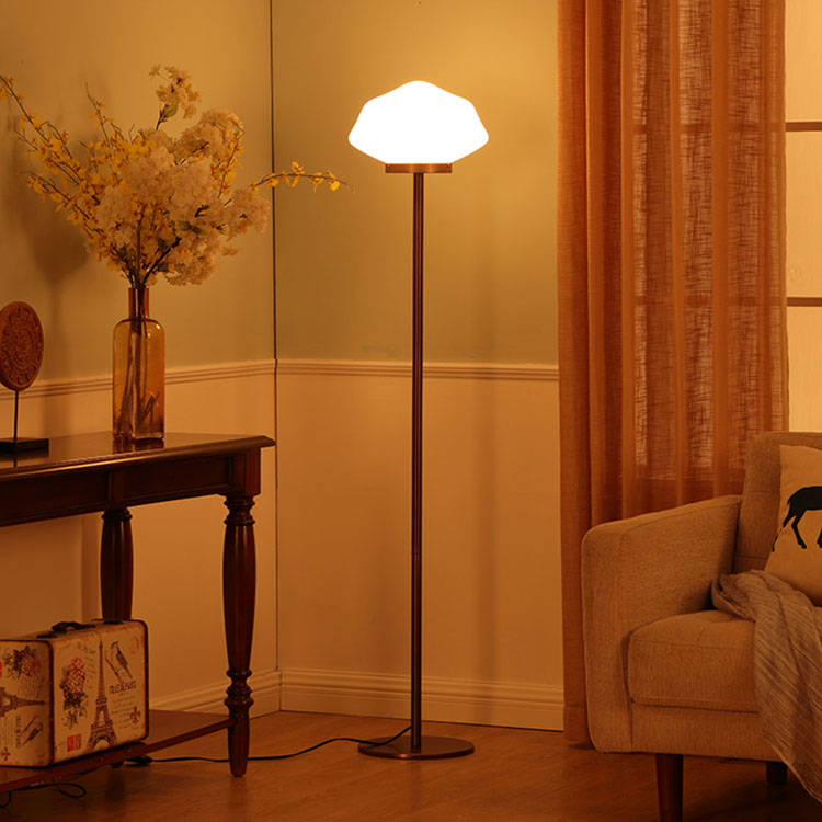 LED Torchiere Floor Lamp 8