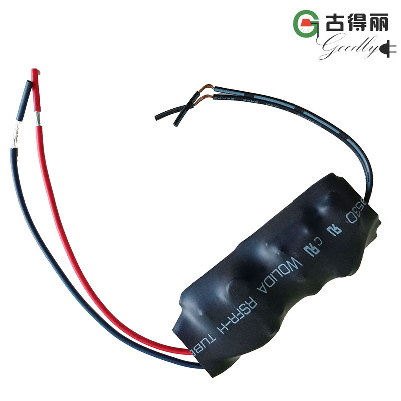 LED lamp driver