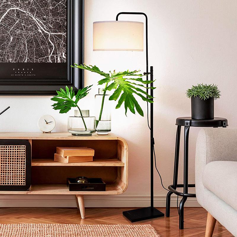 Large Metal Floor Lamp-10