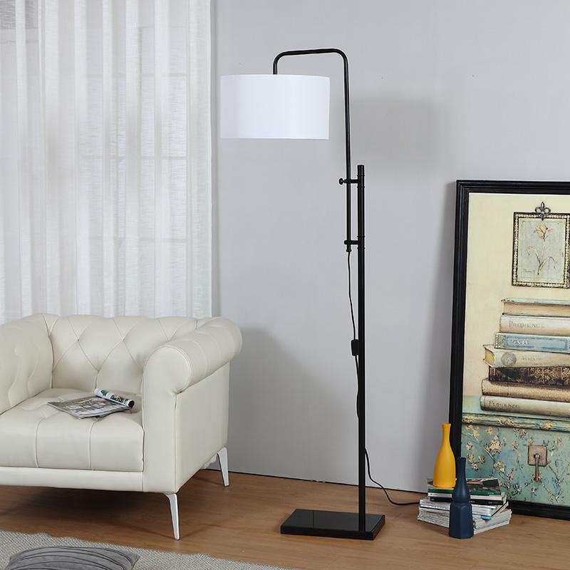 Large Metal Floor Lamp-3