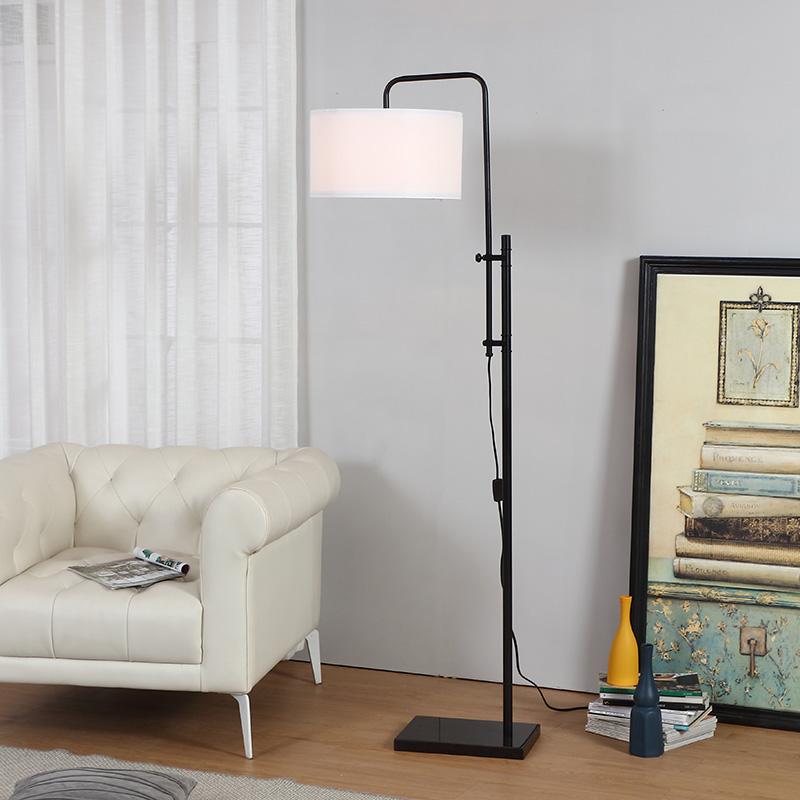 Large Metal Floor Lamp-4