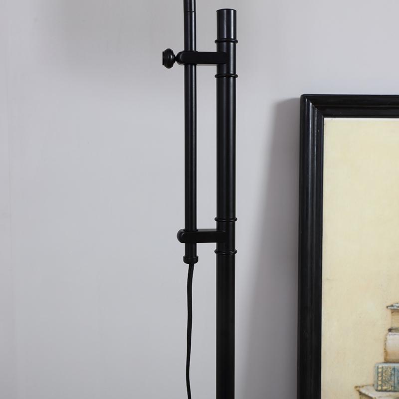 Large Metal Floor Lamp-7