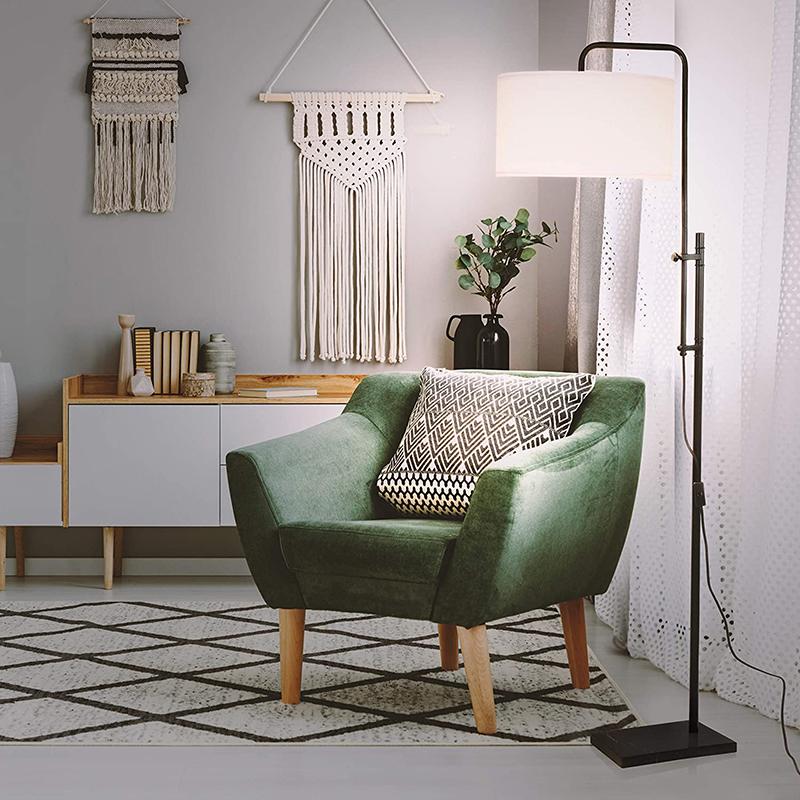 Large Metal Floor Lamp-9