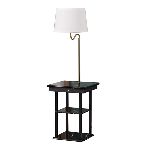 USB Powered Table Lamp | USB Port Table Lamp | Goodly Light-GL-FLWS11-USB Featured Image