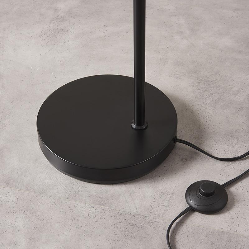 Metal Bow Floor Lamp-8