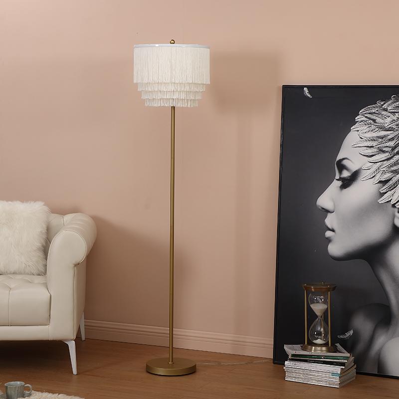 Metal Standard Lamp-2