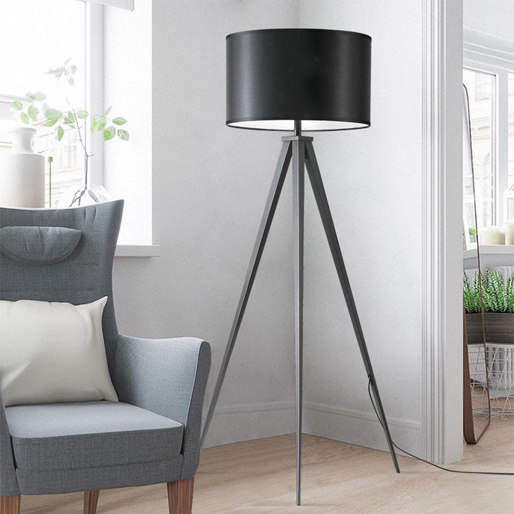 Mid Century Modern Living Room Standing Light 2