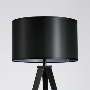 Mid Century Modern Living Room Standing Light details 2