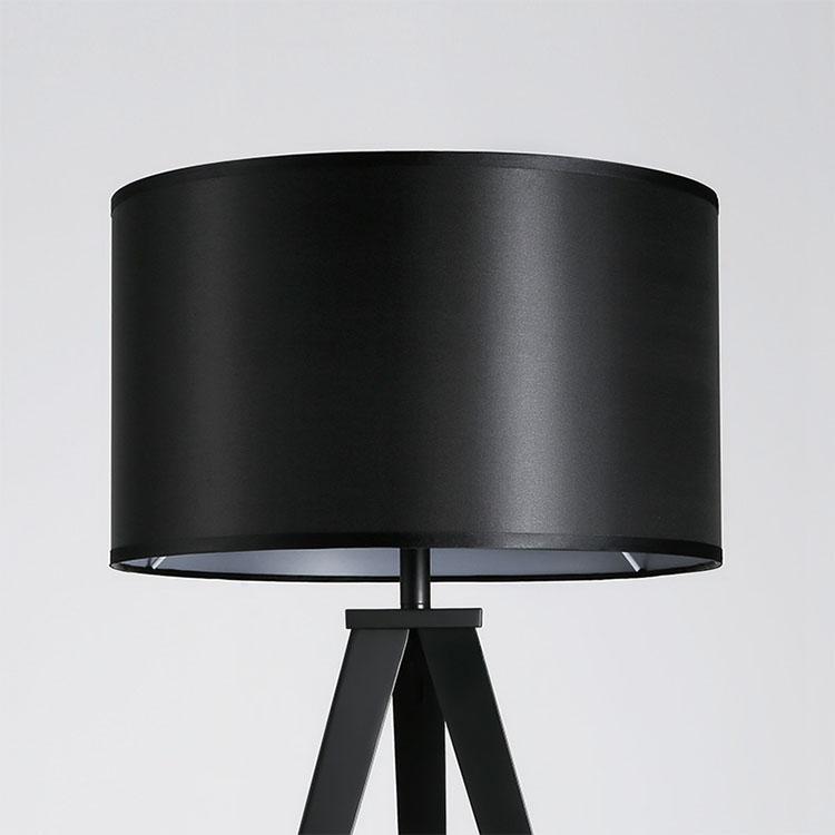 Mid Century Modern Living Room Standing Light details 2