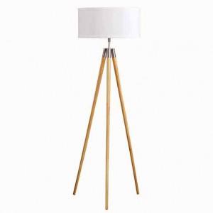 Mid-Century Modern Tripod Floor Lamp 1
