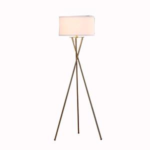 Modern CrossTripod Floor Lamp 300x300