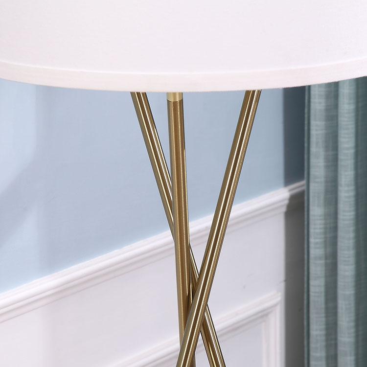 Modern CrossTripod Floor Lamp-details 1
