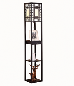Modern Etagere Floor Lamp 1