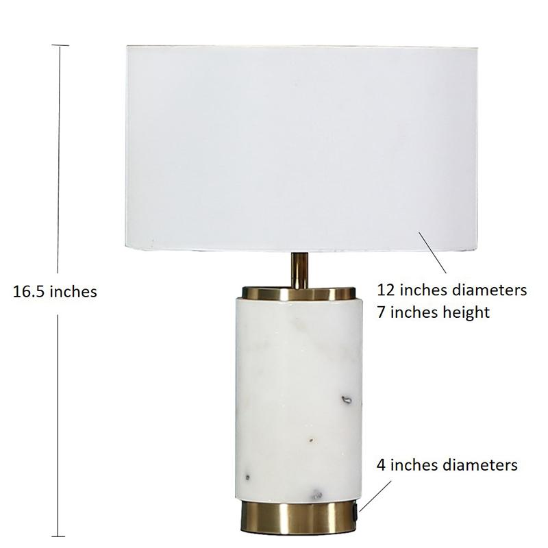 Modern Metal Table Lamps-2