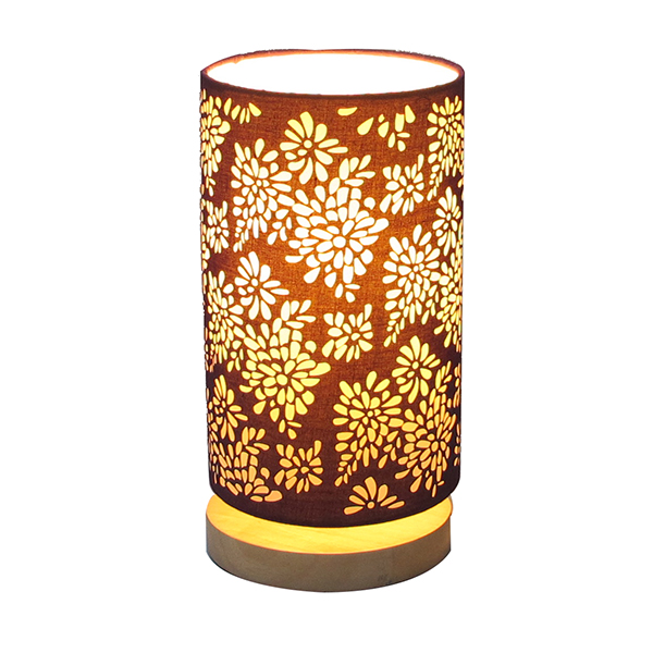 Modern Simple Flaxen Fabric Shade Light 2