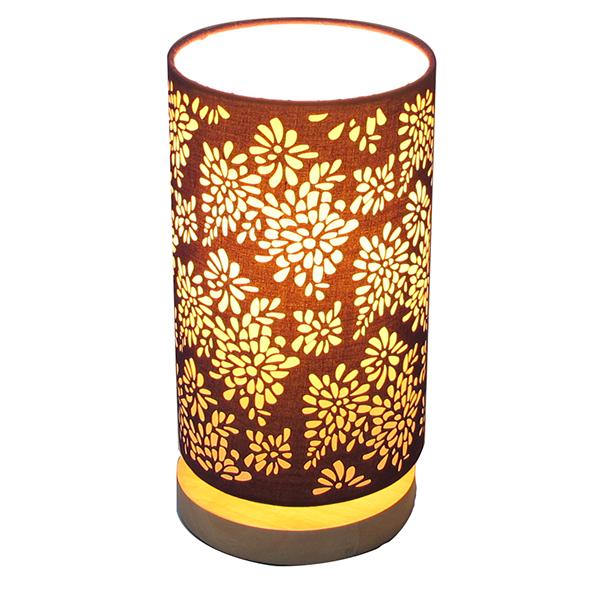 Modern Simple Flaxen Fabric Shade Light 3