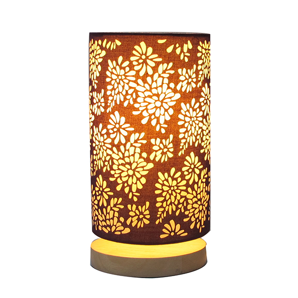 Modern Simple Flaxen Fabric Shade Light 4